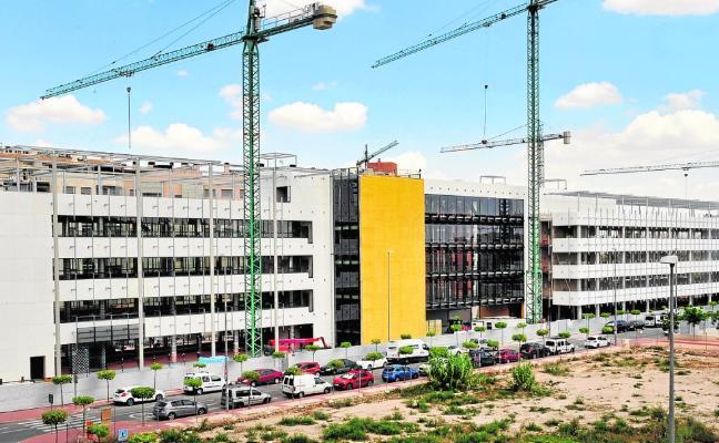La nueva sede de la Agencia Tributaria estará operativa para el verano de 2019