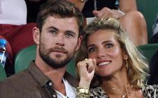 El pacto de Elsa Pataky que Chris Hemsworth rompió