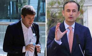 Celdrán, sobre una posible llamada como testigo del juez de Púnica: «Colaboraré al máximo»