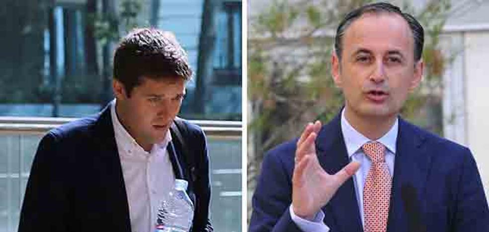 La defensa de David Conesa reclama que el consejero Celdrán declare en 'Púnica'