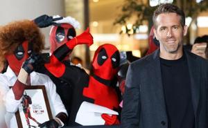 Deadpool, un superhéroe «macarra, sucio y terrenal»