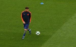 Messi: «Ver a Neymar en el Real Madrid sería terrible, un golpe duro»