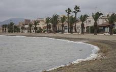 Los balnearios que se instalarán en la zona sur del Mar Menor tendrán 53 metros cuadrados de sombra