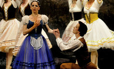 'Giselle', por el Ballet de Moscú