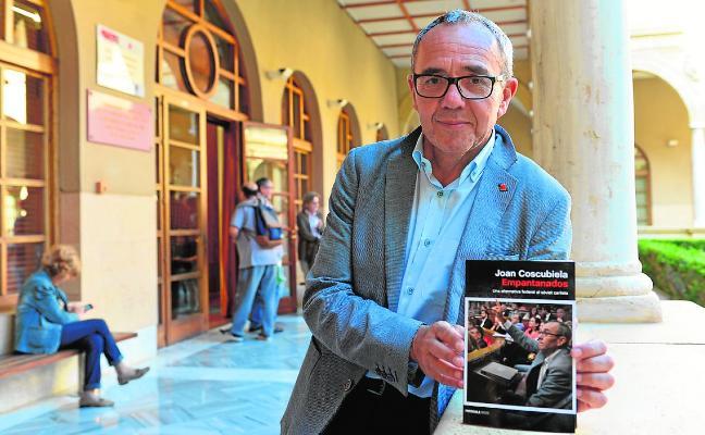 Coscubiela presenta su Cataluña 'empantanada'