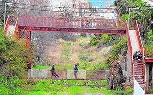 Contratación propone a la UTE Eneas y Lago para construir la senda verde de las pedanías