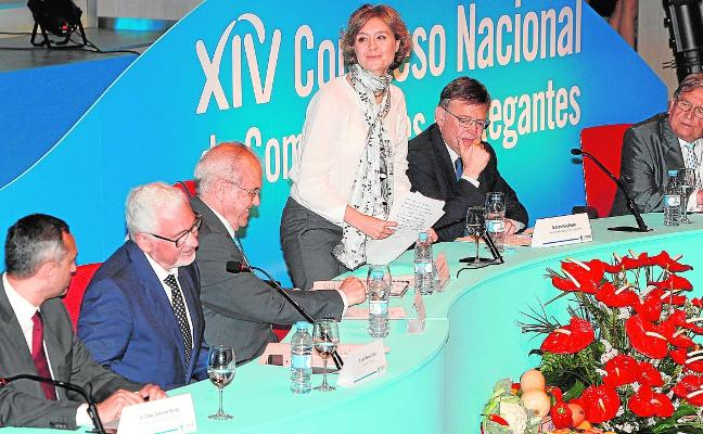 La Región modernizará el cien por cien de los regadíos con 350 millones de euros