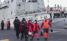 Salvamento Marítimo rescató a 2.159 personas en alta mar del litoral de la Región durante 2017