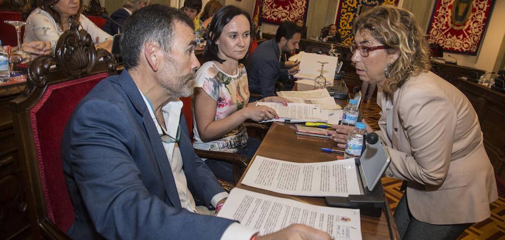 MC y PP apoyan al PSOE y Cs en la aprobación de los Presupuestos de Cartagena