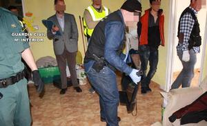 Prisión para los dos jóvenes de Las Torres de Cotillas detenidos por una veintena de robos