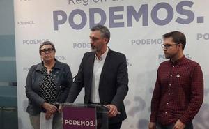 Podemos pide reprobar a Martínez-Cachá por ceder ante las «presiones homófobas»