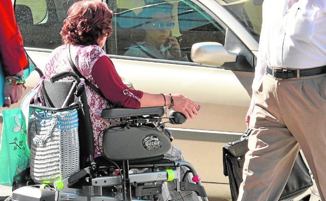 El Plan de Accesibilidad Universal tendrá una dotación de 4,5 millones hasta 2019