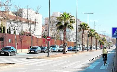 La avenida de la Libertad cambiará de aspecto tras el verano