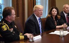 Trump llama «animales» a algunos inmigrantes ilegales