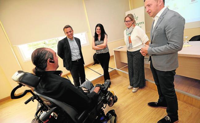 Mejor atención para grandes discapacitados