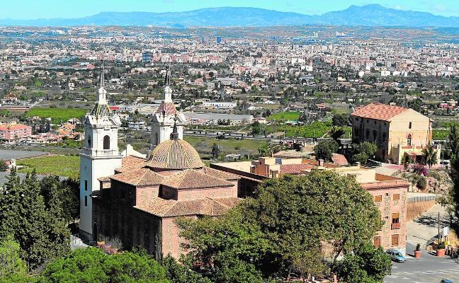 Cultura declara BIC el santuario de la Fuensanta y la imagen de la Patrona