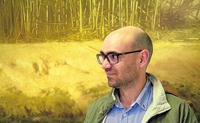 Antonio Montalvo: «Belleza y muerte van de la mano»