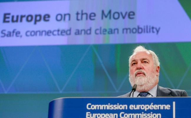 Miles de camiones se verán afectados por los límites de la UE a las emisiones de CO2