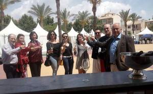 La DO Bullas celebra en Mula el brindis por el Vino con Denominación de Origen