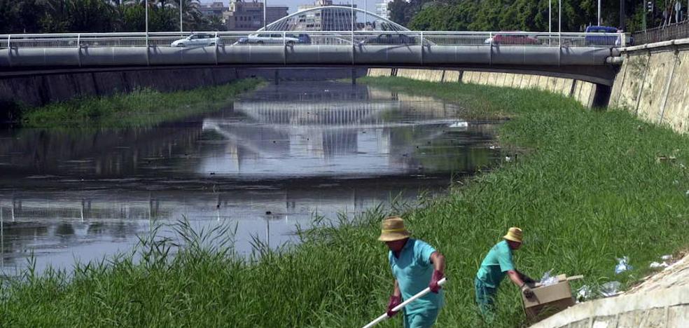 Cientos de voluntarios limpiarán el río el 2 de junio en Murcia