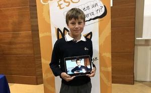 Un alumno de Molina gana la fase regional del concurso '¿Qué es un rey para ti?'