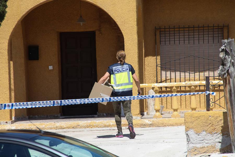 Detienen a un matrimonio después de que unos encapuchados asaltaran su vivienda en una pedanía de Molina