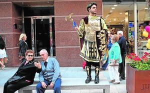 Juan Carlos I, de estreno
