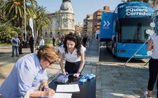 La patronal teme nuevos retrasos en la llegada del AVE y el Corredor a Cartagena
