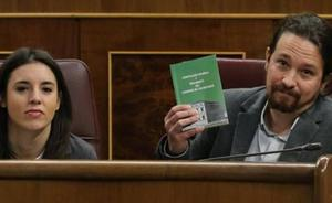 Así han disparado sus ingresos Pablo Iglesias e Irene Montero gracias a Podemos