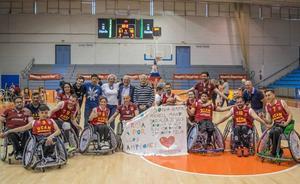El UCAM Murcia BSR es de Primera División