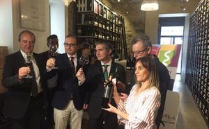 Los vinos de las tres denominaciones buscan mercado en el Reino Unido