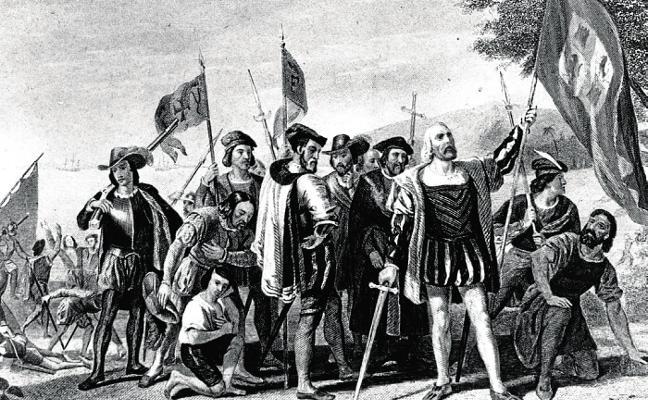 Cristóbal Colón, entre Cartagena y Mazarrón