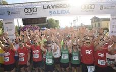 Equilabo, ElPozo y Decathlon se suben a lo más alto en la I Carrera de Empresas en Murcia