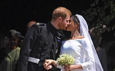 TVE arrasa con la emisión en directo de la boda del príncipe Harry y Meghan Markle