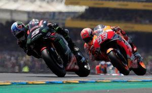 Márquez vence con autoridad en Le Mans