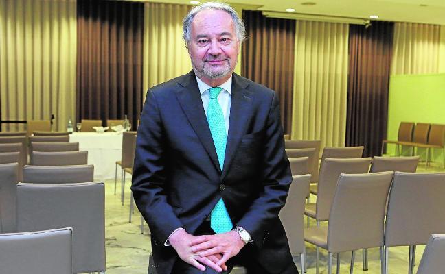 Juan Carlos Estévez: «Hay una percepción de la Justicia que no se corresponde con la realidad»
