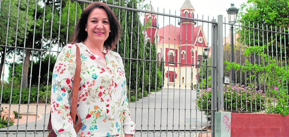 Juliana Otón Martínez: «Intentaré acabar con el desánimo de los vecinos, tras meses sin inversiones»
