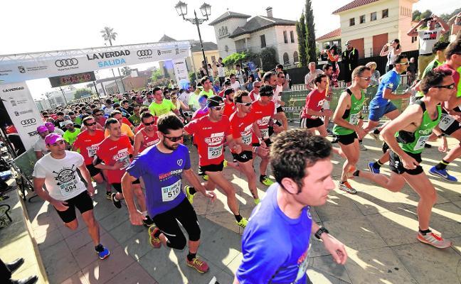 Murcia corre a ritmo de empresa