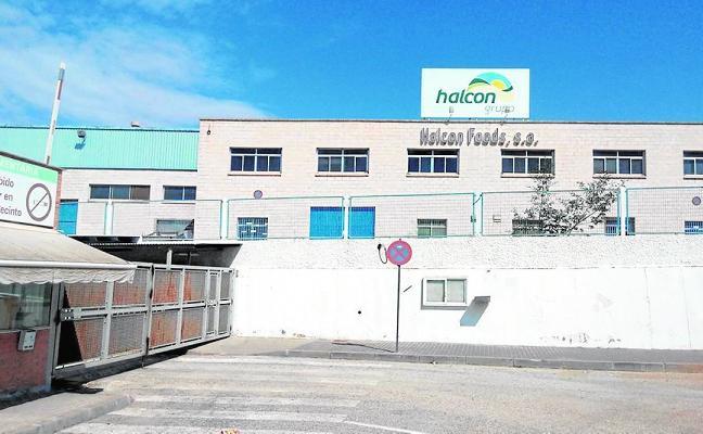 Incertidumbre con Halcón Foods tras no pujar nadie por las instalaciones de la empresa