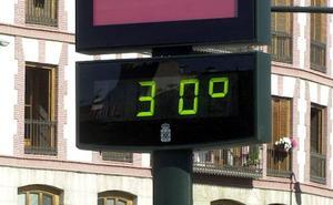 Temperaturas casi veraniegas en gran parte de la Región durante esta semana