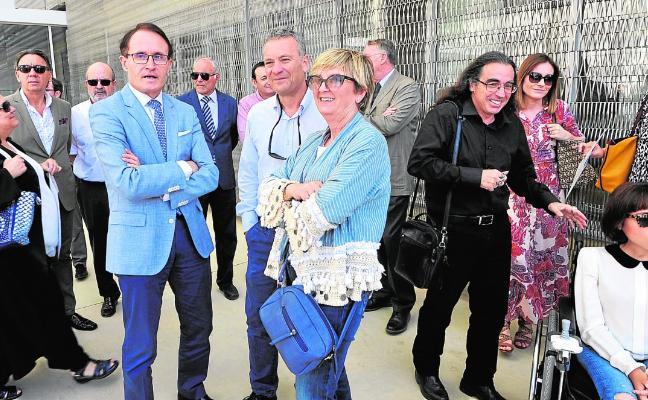 La 'huelga de togas' logra un seguimiento masivo y obliga a aplazar cientos de vistas