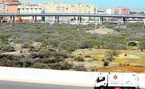 La opción más rápida para el AVE en Cartagena pasa también por descontaminar El Hondón