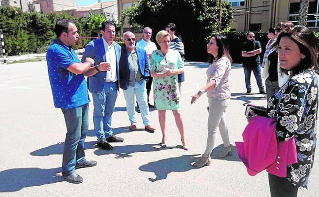 80.000 euros para el colegio Anita Arnao