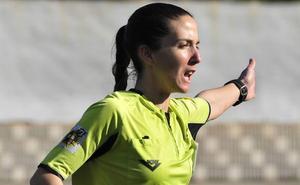 La murciana Martínez Madrona, primera árbitra en la directiva de la RFEF