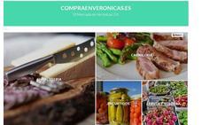 El mercado de Verónicas se lanza a vender 'online'