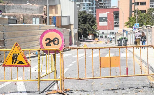 Fondos regionales permitirán mejorar este año el asfalto y el alumbrado en 13 barrios