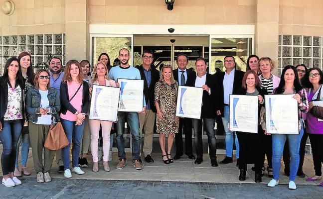 Mensajeros de la Paz recibe una certificación por la calidad de su servicio