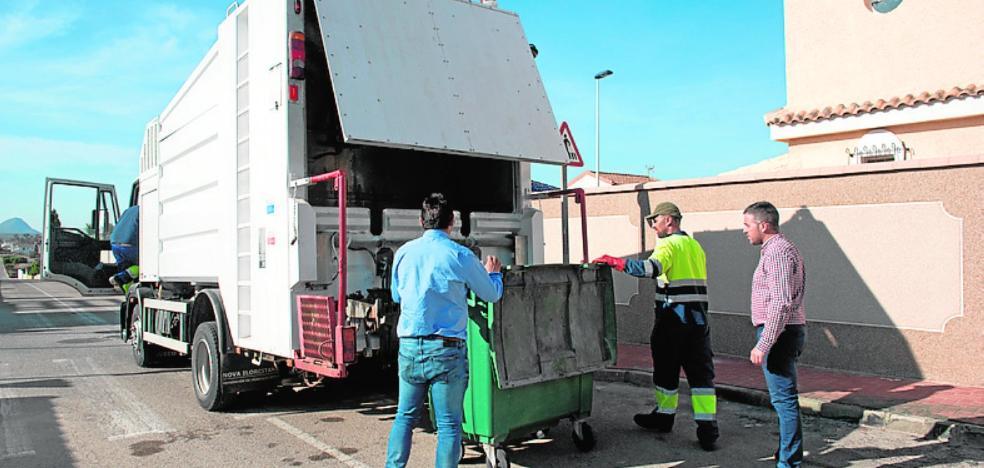 Nuevo tratamiento para limpiar los contenedores