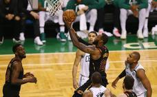 Calderón, dos rebotes y dos asistencias en la derrota ante los Celtics