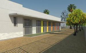 La Paz estrenará nueva escuela infantil con nueve aulas el próximo año